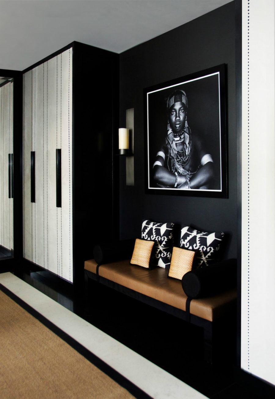 Strict hallway by Alexandra Miecznicka