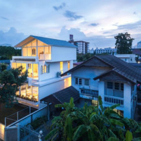 SOOK Architects Designed a Modern House in Bangkok