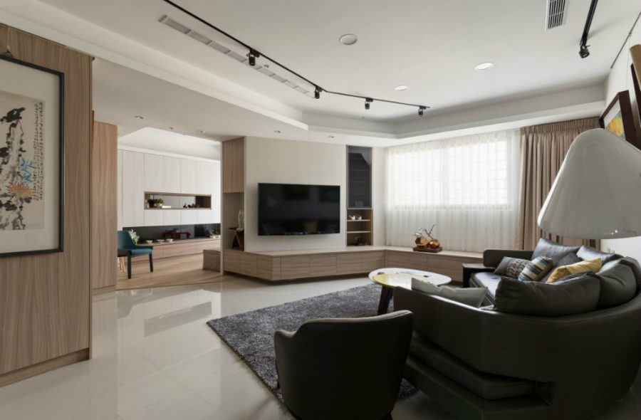 Low Ceiling Lighting Living Room Modern