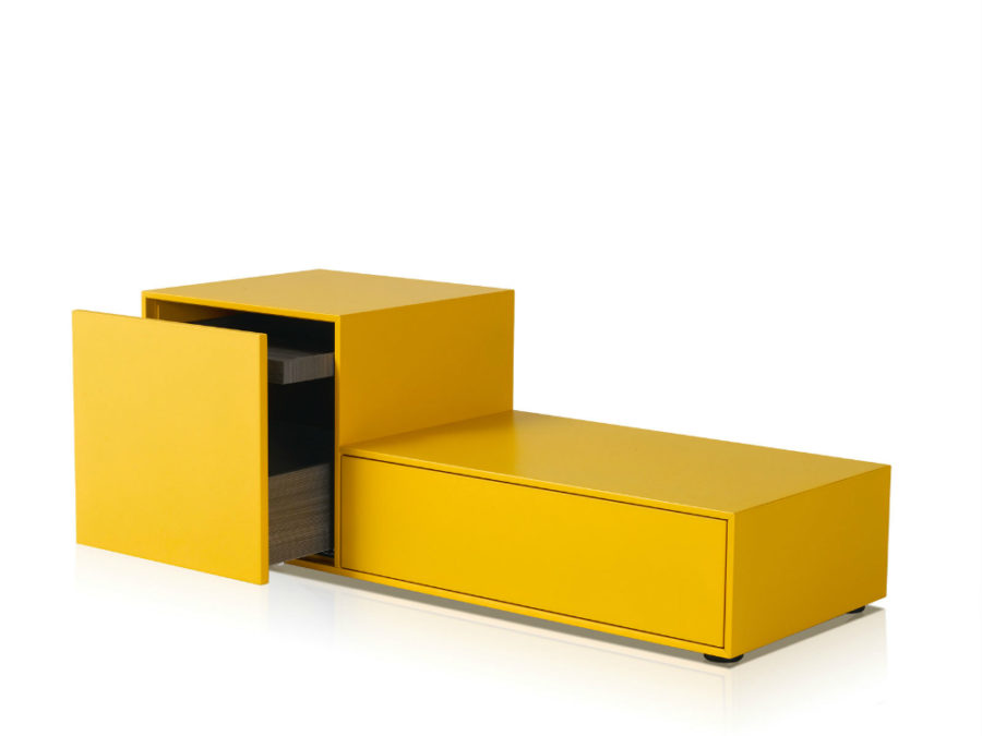 Truck nightstand by Porro