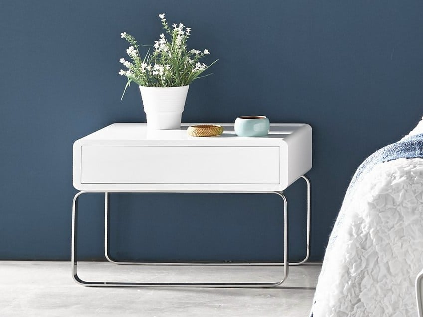 Velvet nightstand by Altinox Minimal Design