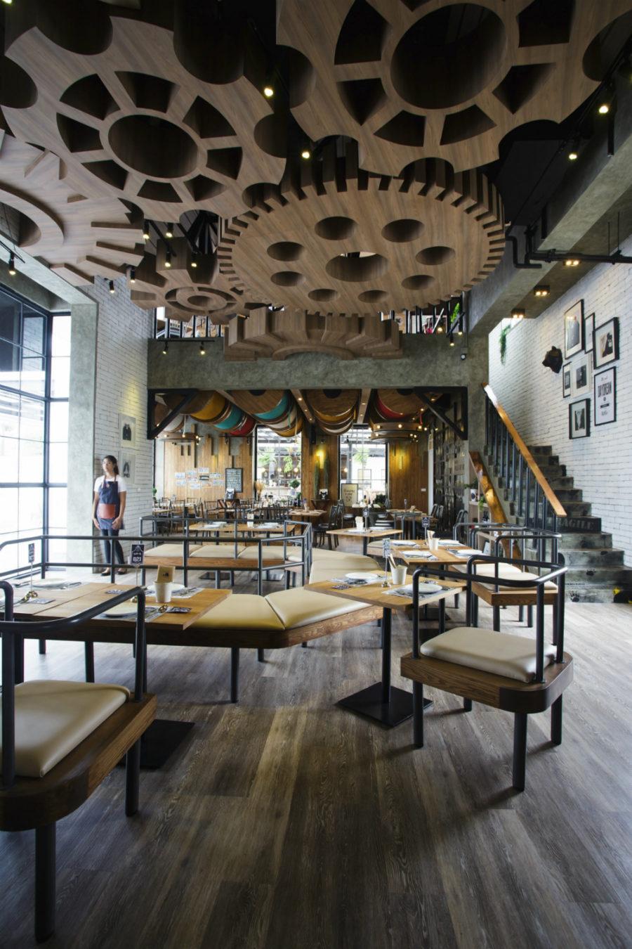 Villa De Bear by Party Space Design