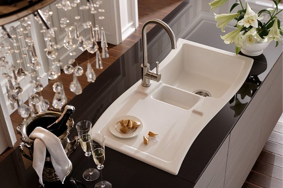 Villeroy & Boch kitchen sink