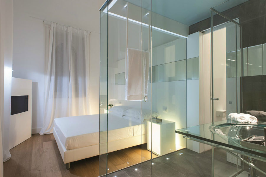 zash country boutique hotel - Bathroom In Bedroom Design
