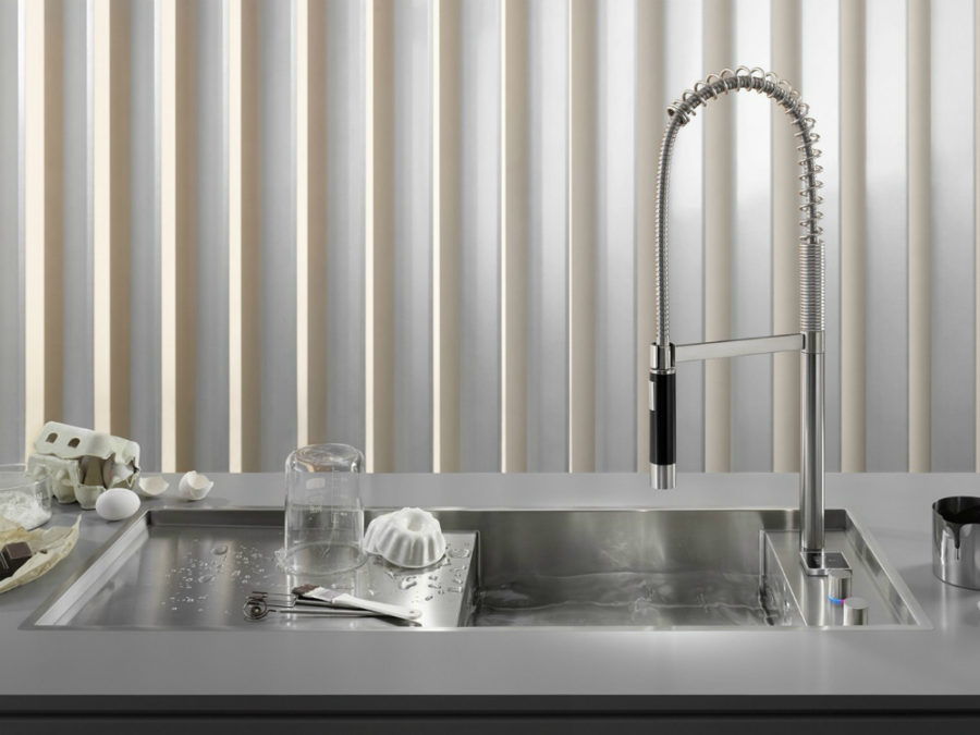 eUNIT KITCHEN by Dornbracht