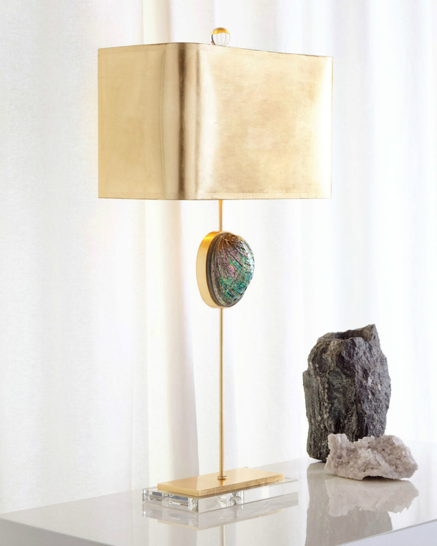 View In Gallery Abalone Buffet Lamp Abalone Buffet Lamp Via Horchow