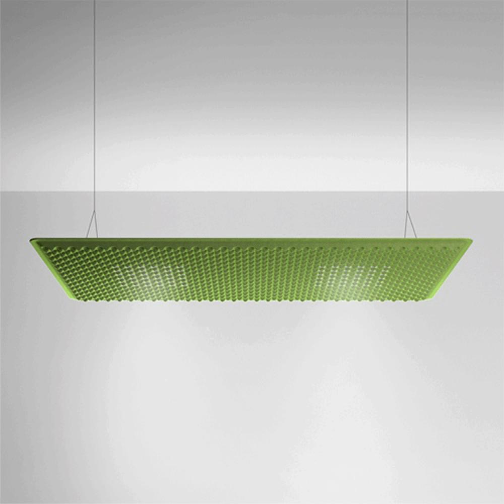 Artemide Eggboard 1600×800 matrix green