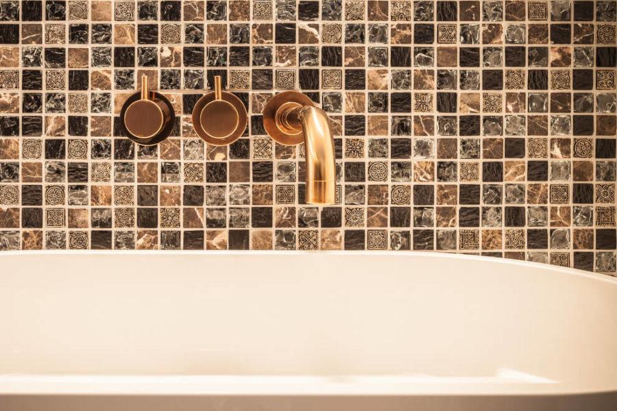 Bath details