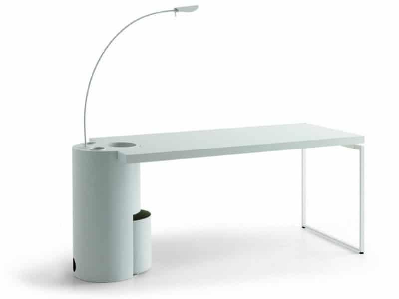 Boog desk by Zalf