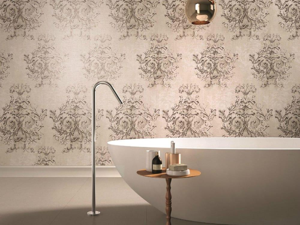 Canvas tiles by Ariana Ceramica Italiana