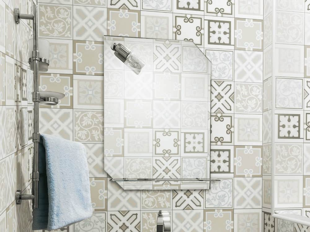 Classic tiles by Ornamenta