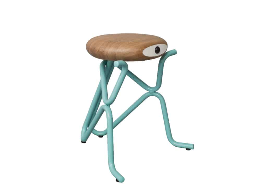 Companion Jr. stool by Phillip Grass Furniture