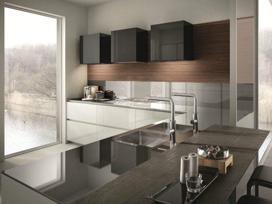 Contempora kitchen by Aster Cucine