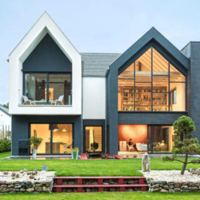 Contemporary Family Home in Poland Will Give Your Ideas