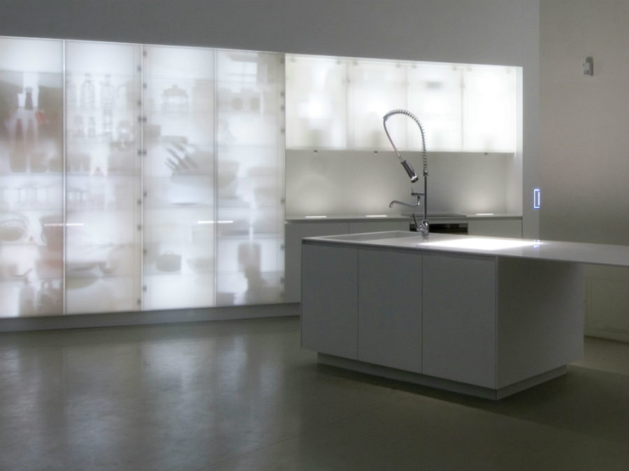 Cool Corian Nouvel Lulmieres kitchen by Ernestomedea