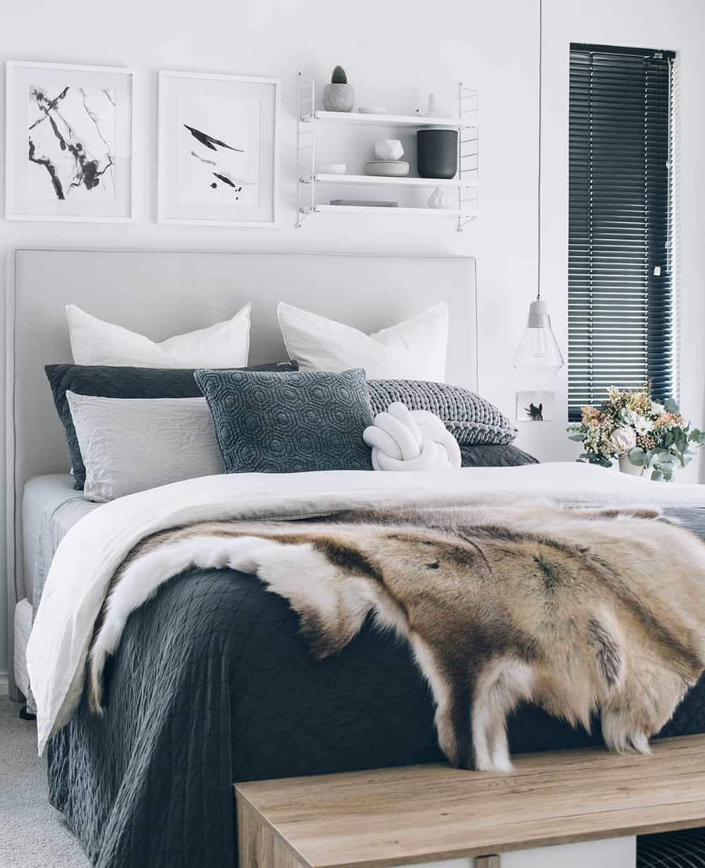 Cool bedroom decor
