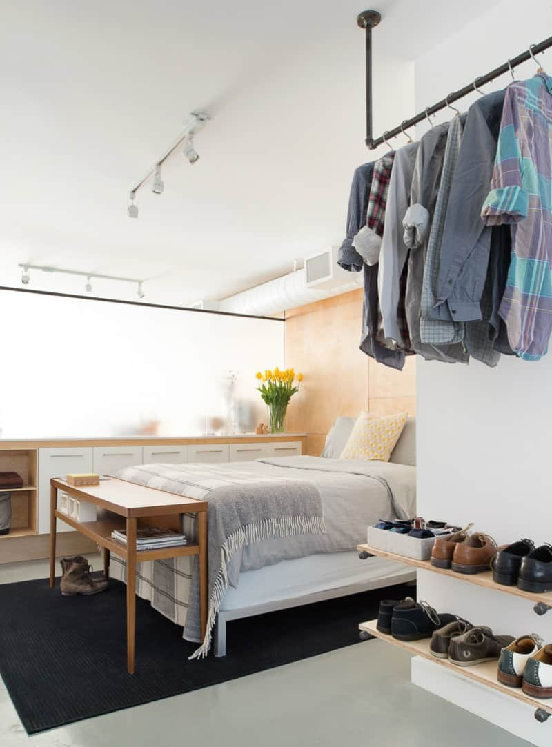 Closet Ideas For Small Spaces Corner