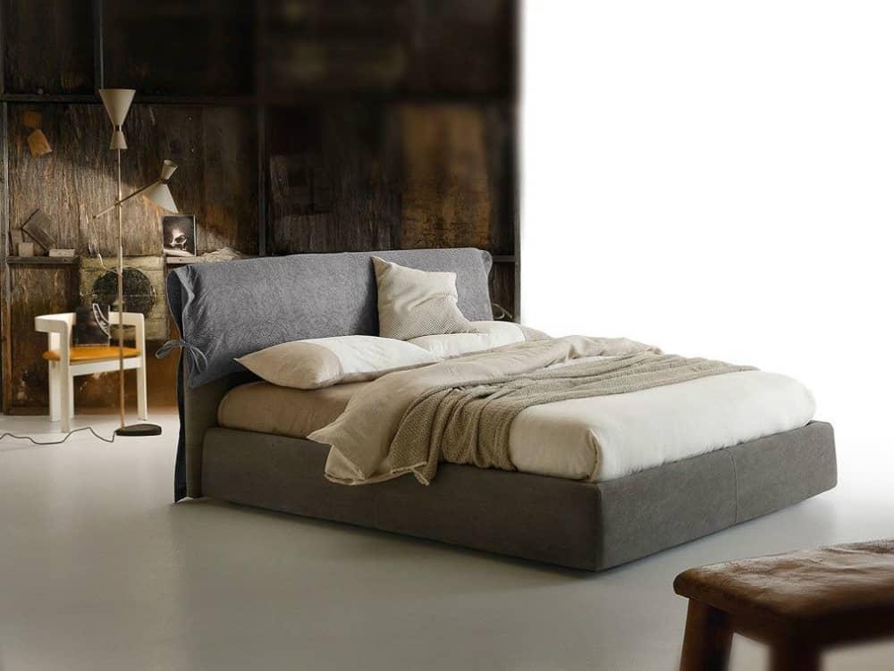 Dixon bed by Ditre Italia