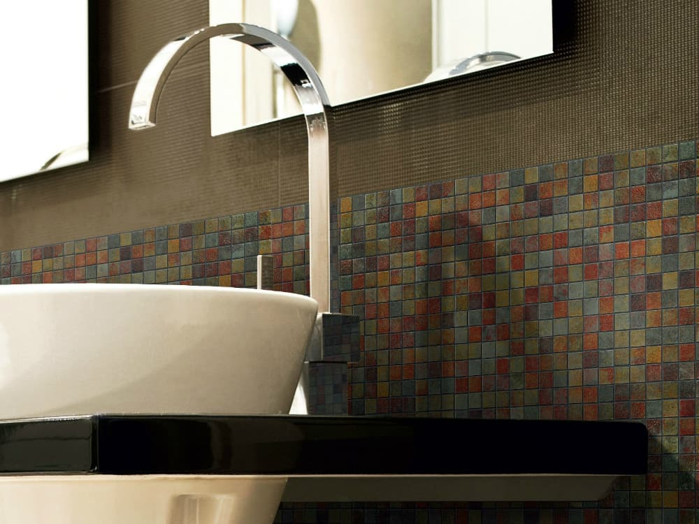 Earthglass mosaica by Onix Mosaic