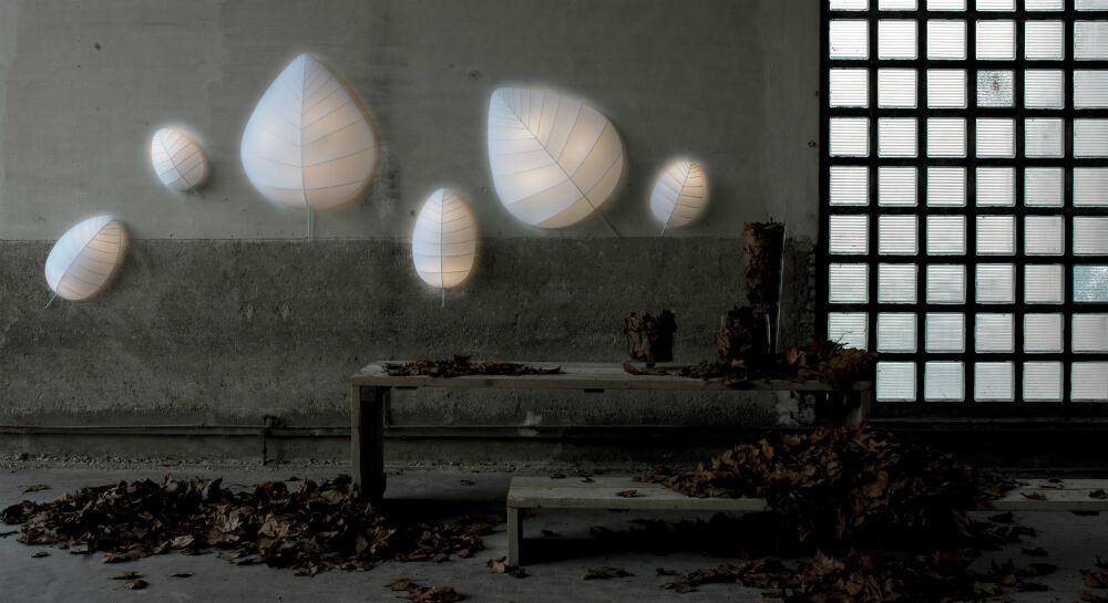 Eden wall lights by Karman