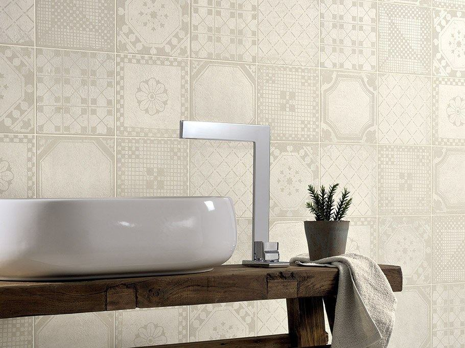 Evoke textured tiles by Ceramica Fioranese