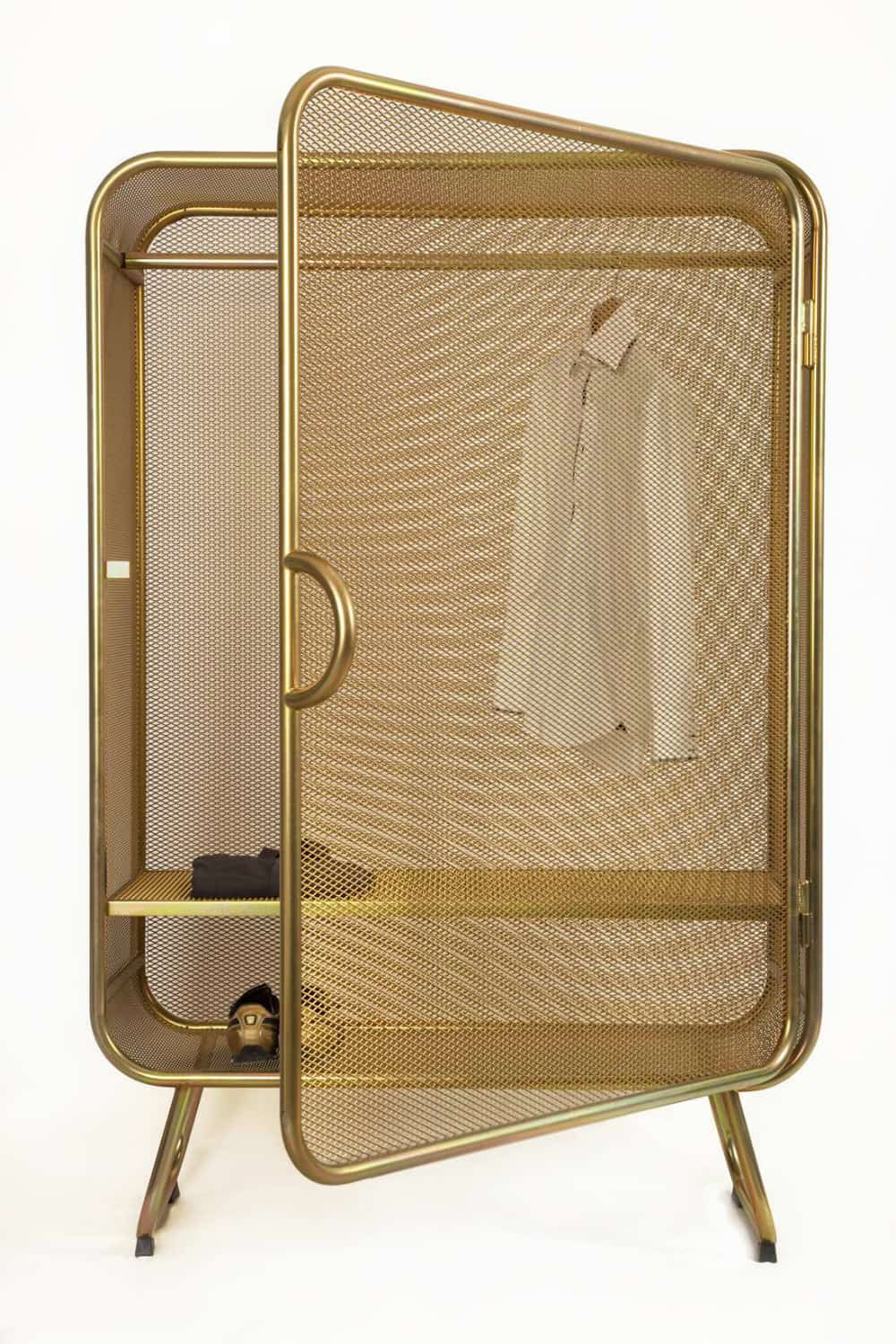 Harold clothes cabinet