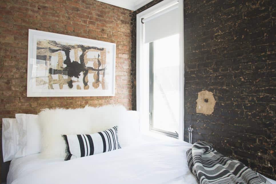 Industrial bedroom by Justin DiPiero