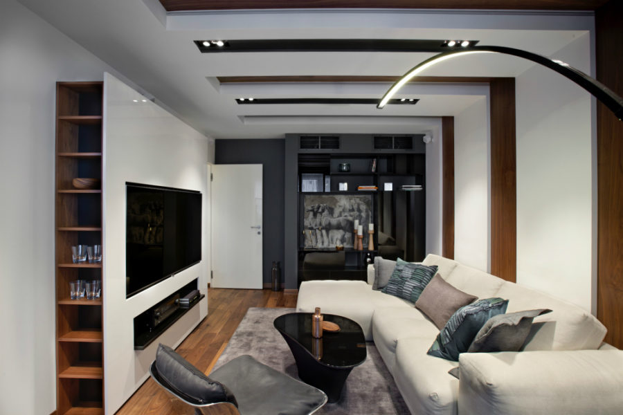 Interior design by Design3