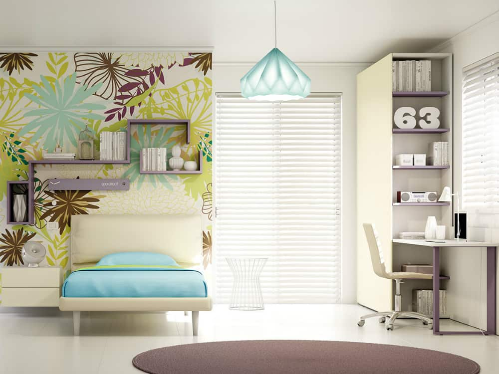 KC 209 kids room by Moretti Compact