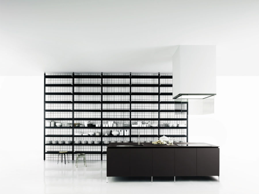 Kitchen cabinet alternative Xila by Boffi