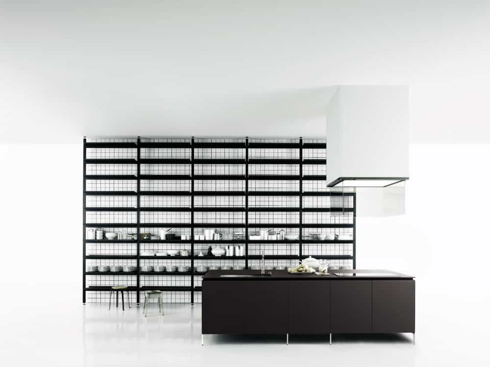 Kitchen cabinet alternative Xila by Boffi