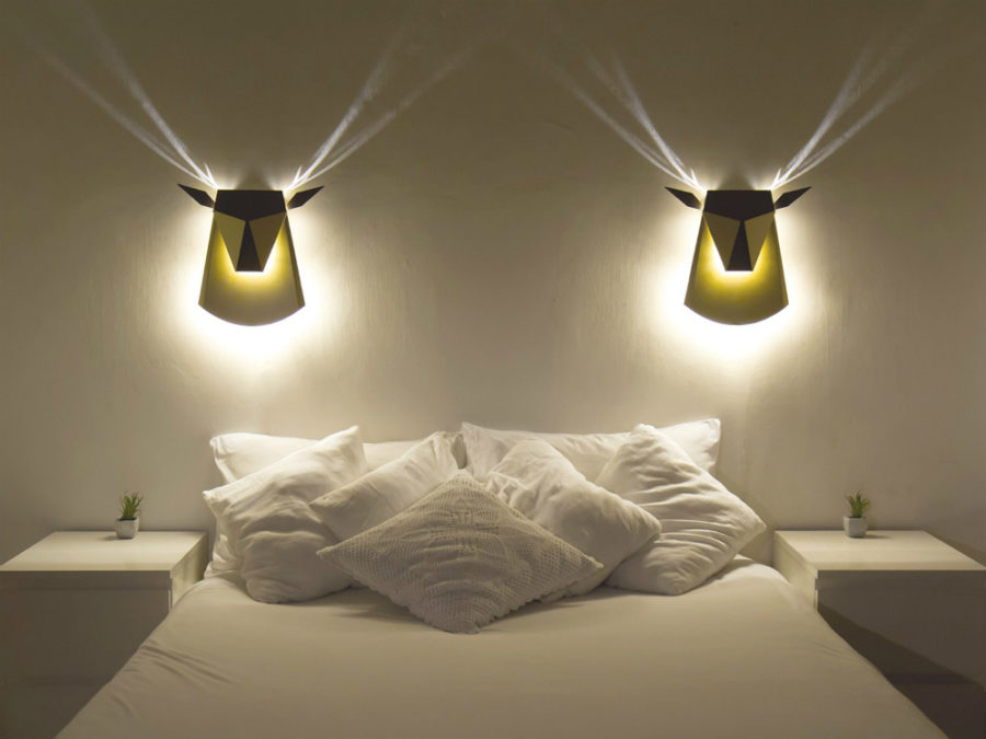 35 unique wall lighting fixtures that will leave no wall unnoticed view in gallery aloadofball Images