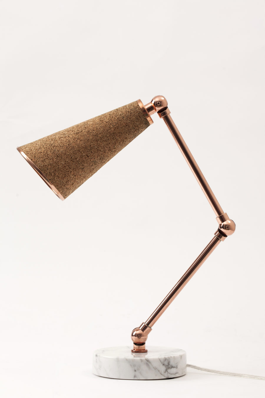 modern night lamps forged in metal