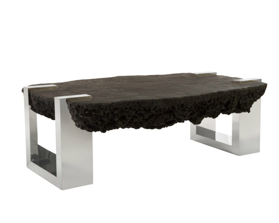 Vintage Volcanic Coffee Tables