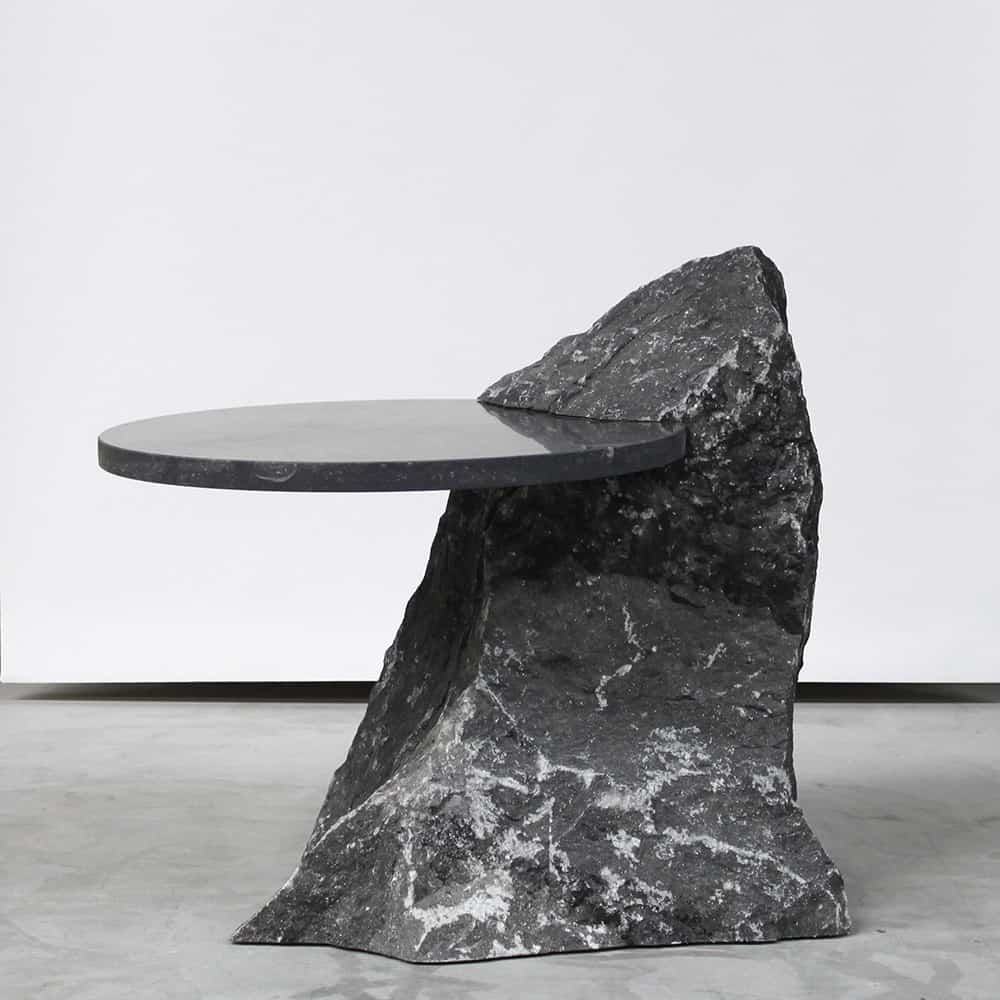 Lex Pott lava stone table