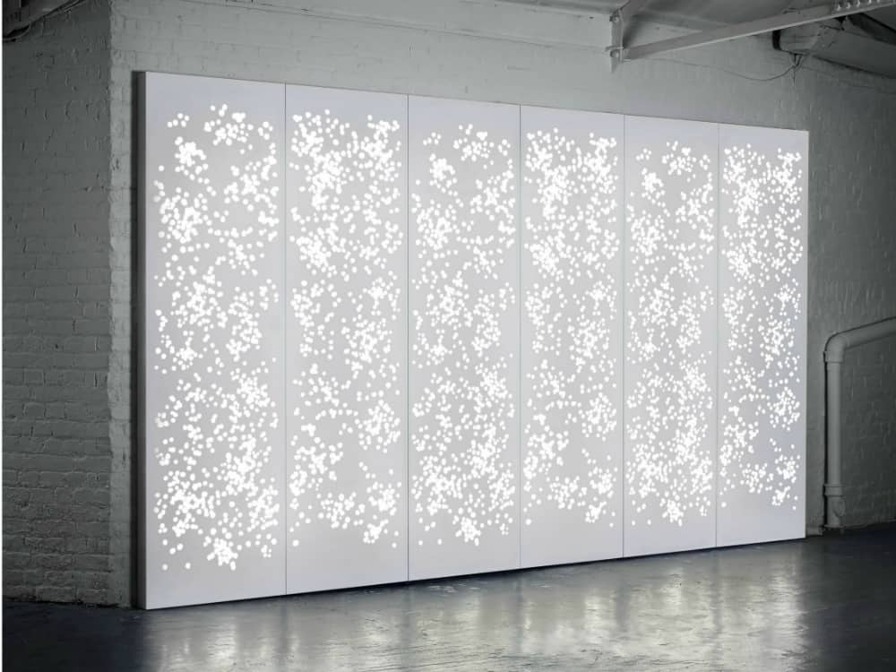 Light Wall by Isomi