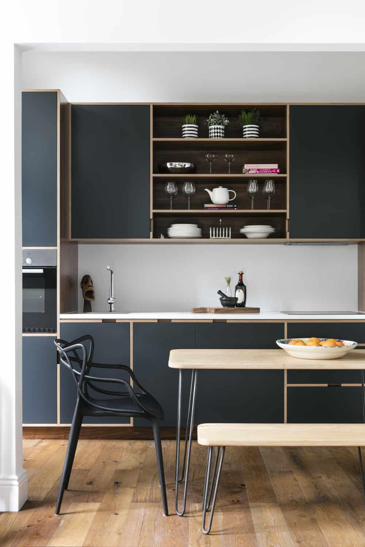 Little Venice apartment kitchen