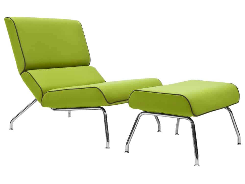 Milo lounge chair by Softline