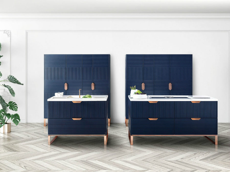 Miuccia kitchen furnishings by TM Italia Cucine