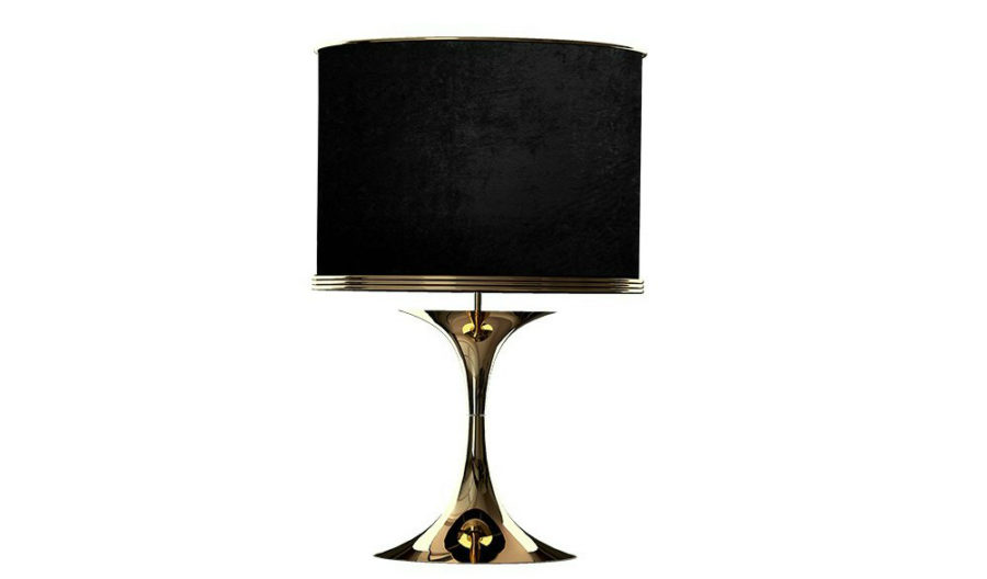Montreal table lamp by Creativemary