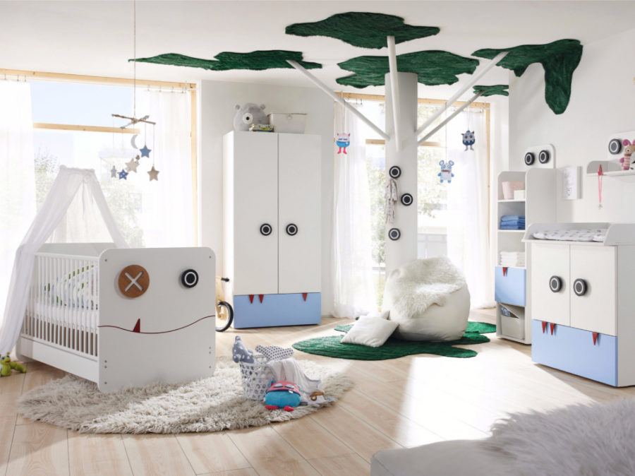 NOWMinimo kids room by Hülsta Werke Hüls 900x674 35 Playful Contemporary Kids Room Furniture Designs
