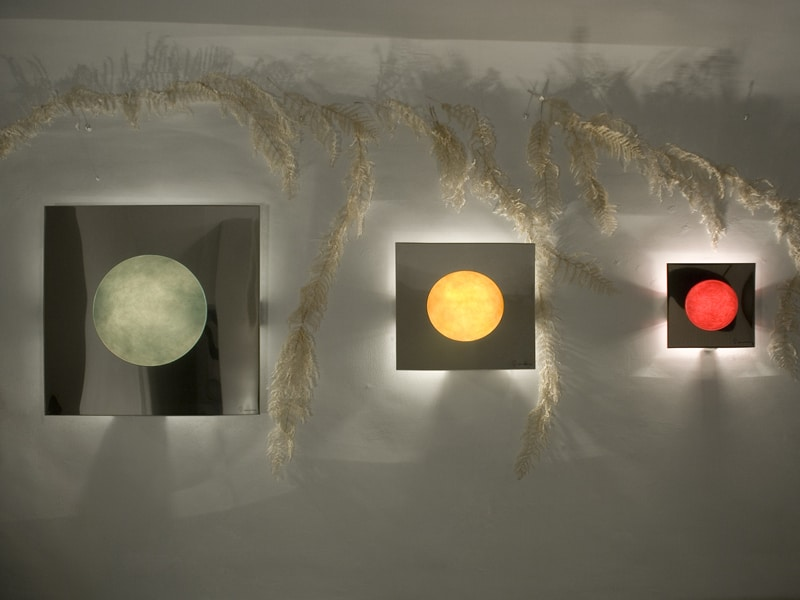 Nebulite wall light by In-es artdesign
