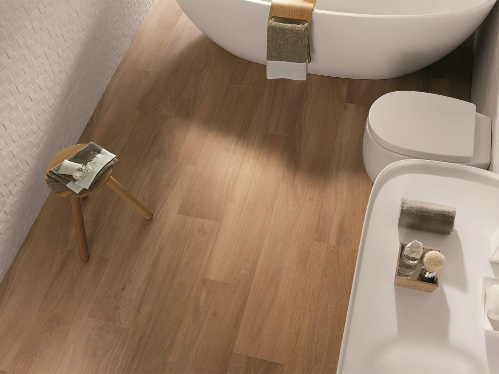 Nuances wood floor tile by FAP ceramiche