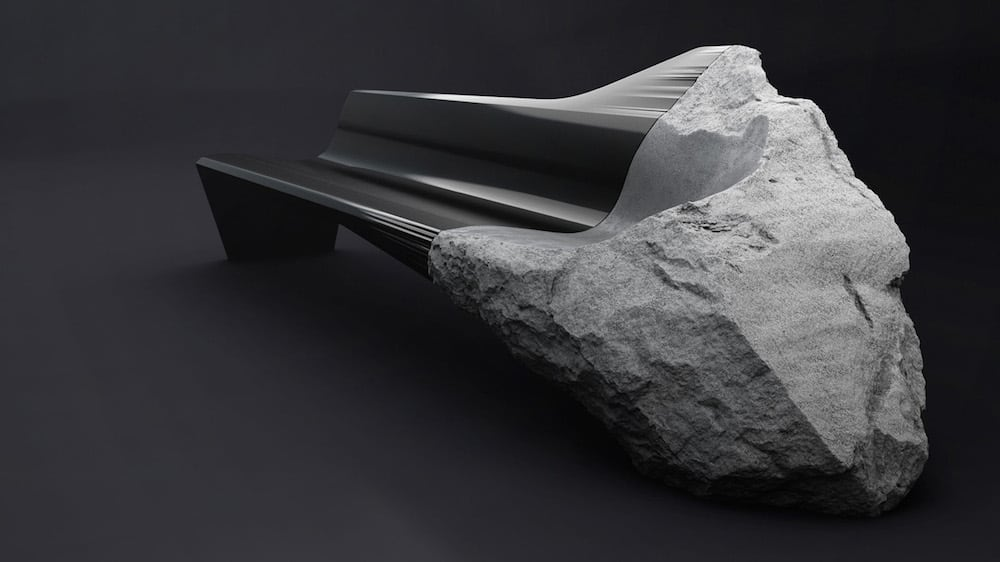 Onyx Sofa by Peugeot Design Lab