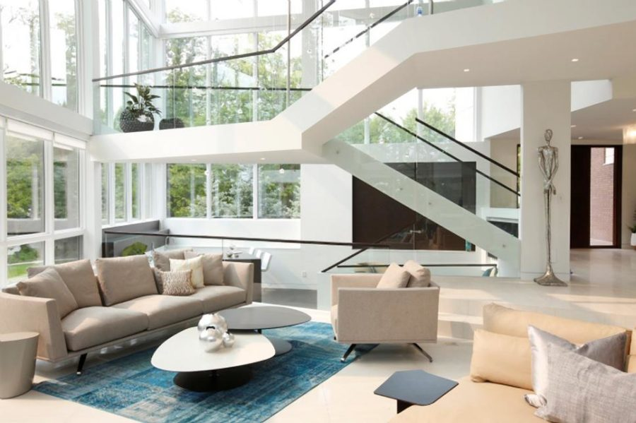 ultra modern living room ultra modern living rooms for hospitable homeowners 13892