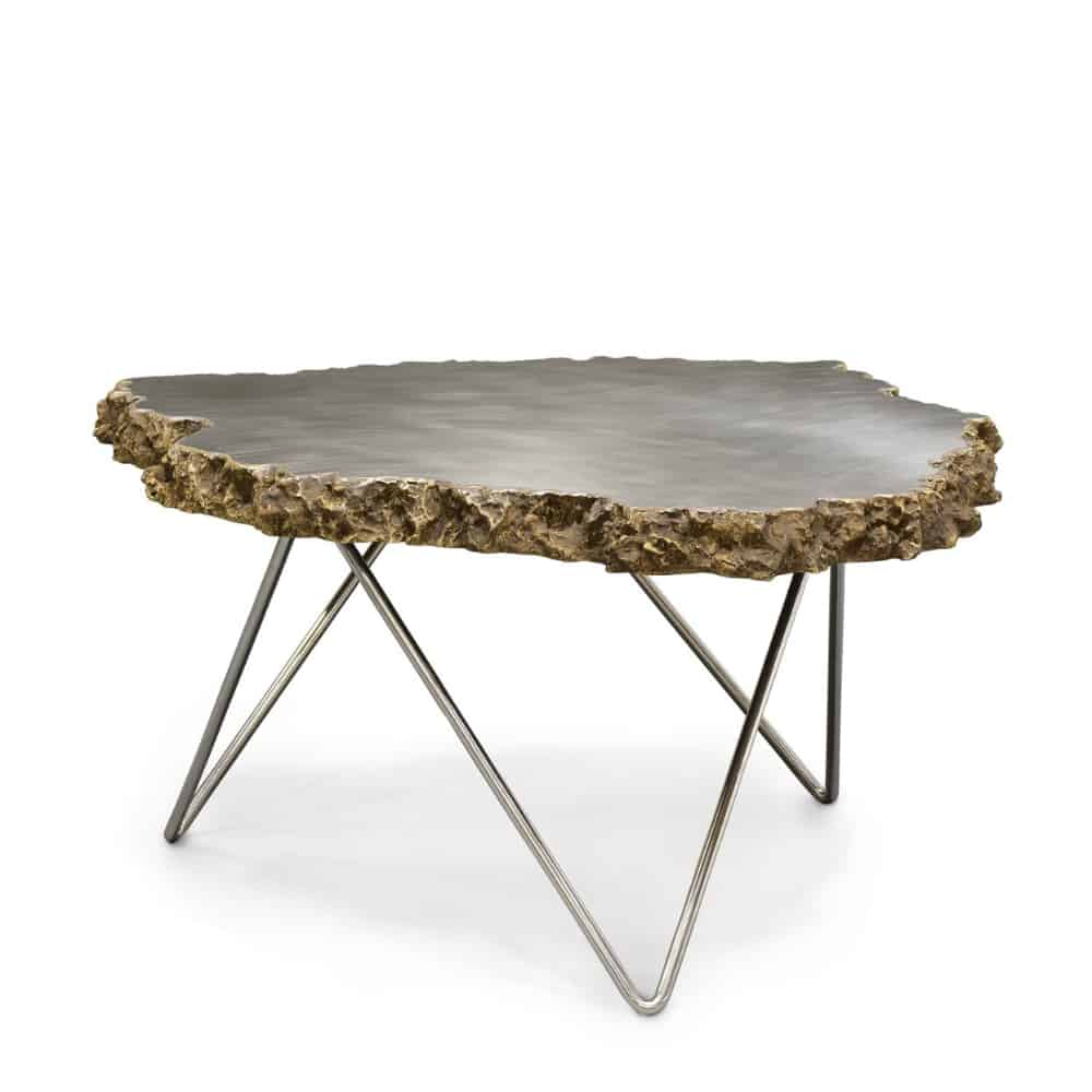 Palecek Lava Coffee Table