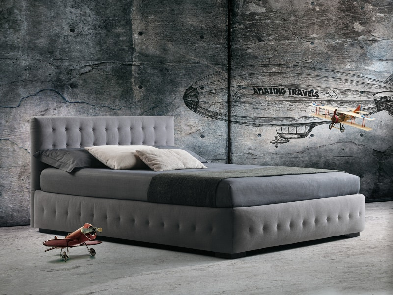 Phuket bed by Milano Bedding
