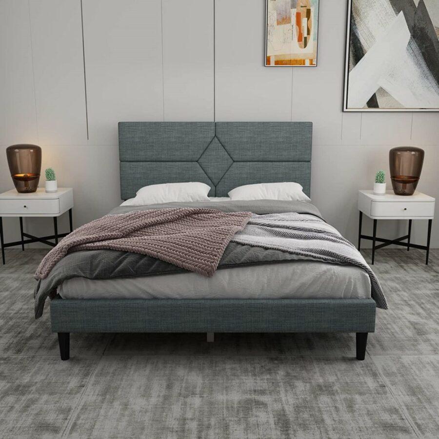 Platform Soft Bed