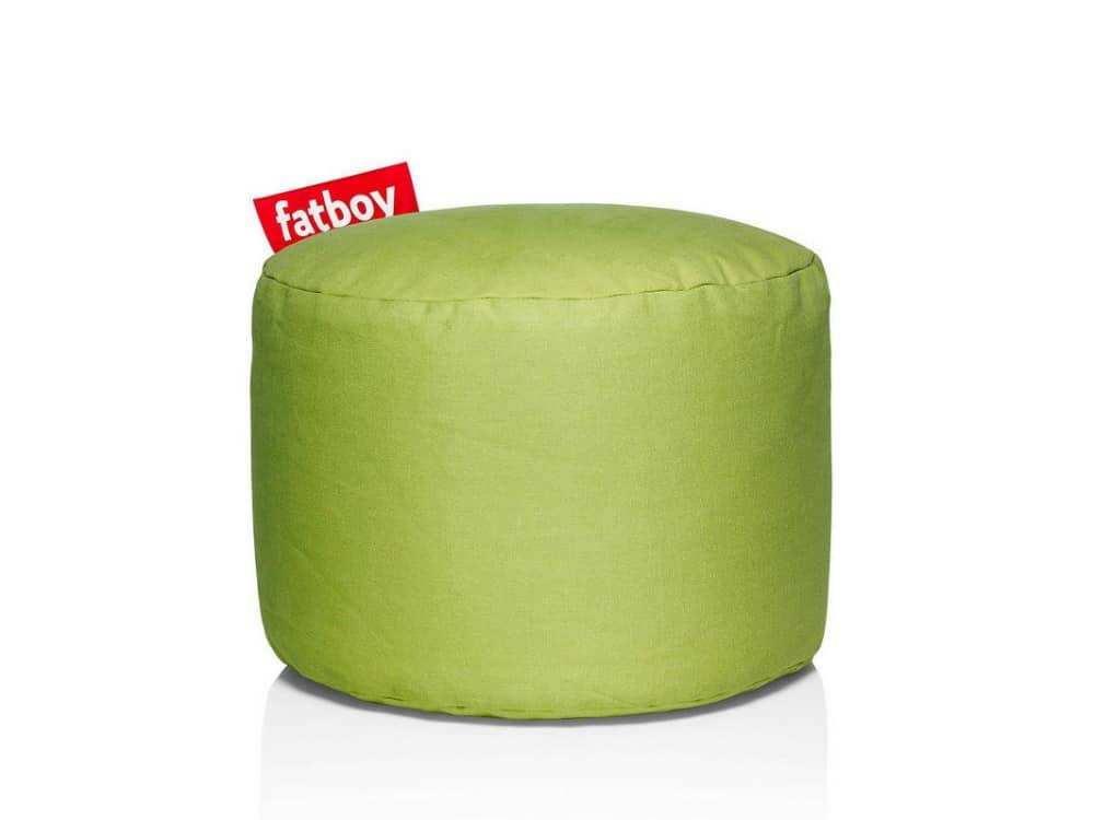 Point Stonewashed pouf by Fatboy Italia