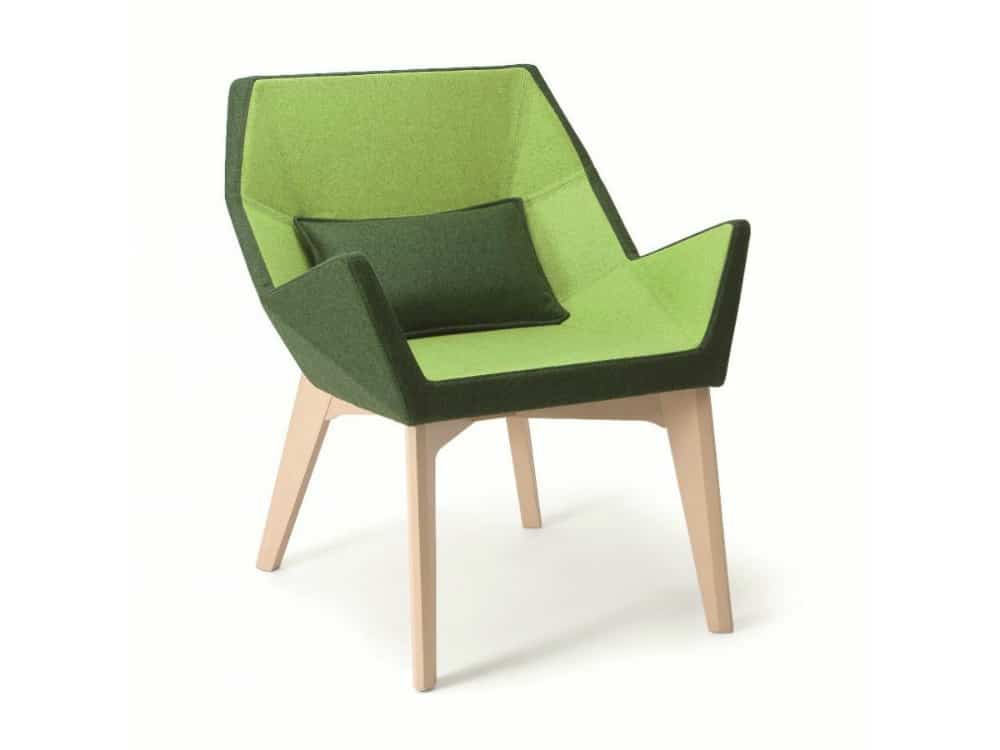 Prisma armchair by Cizeta